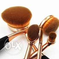 10 pieces make up brush set