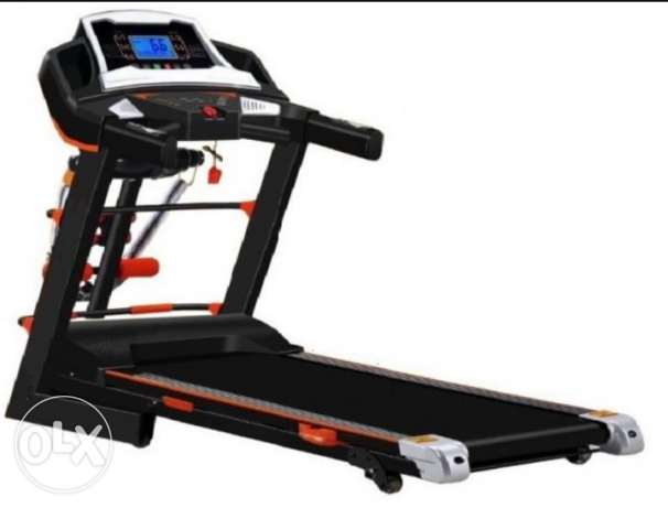 Treadmill 2hp with massage 1y warranty