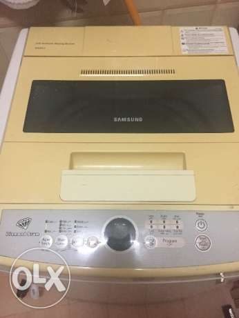 Samsung Washing Machine - Top Load, Automatic