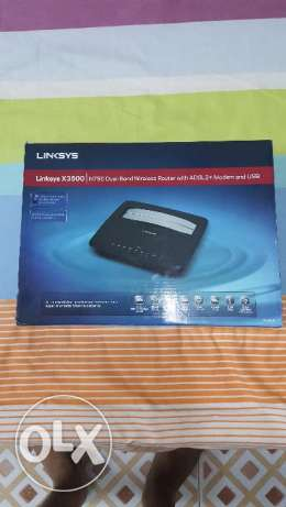 for sall linksys x3500