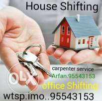 House shifting# best price