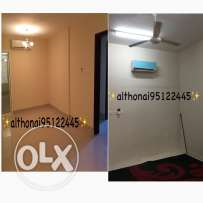 In alkhoud Rooms for rent