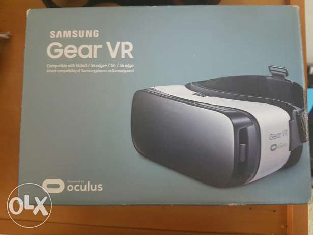 Samsung Gear VR oculus for sale مسقط -  2