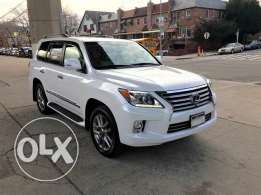 2015 Lexus LX 570 Sport Utility- AWD 4dr SUV , GCC Specifications