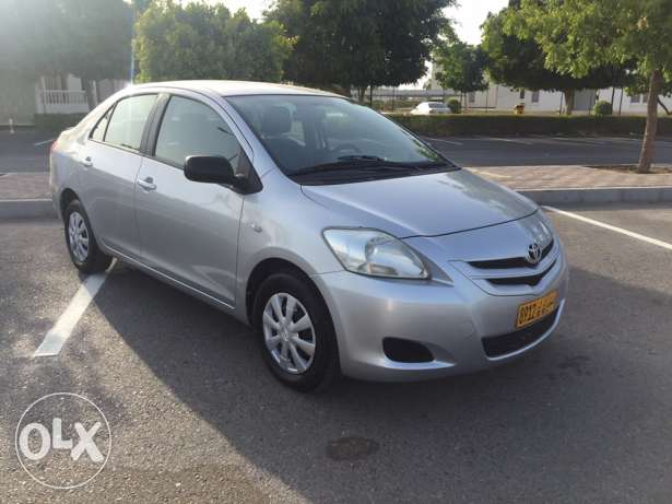 Yaris 2007 auto gear less mileage one year insurance and registration