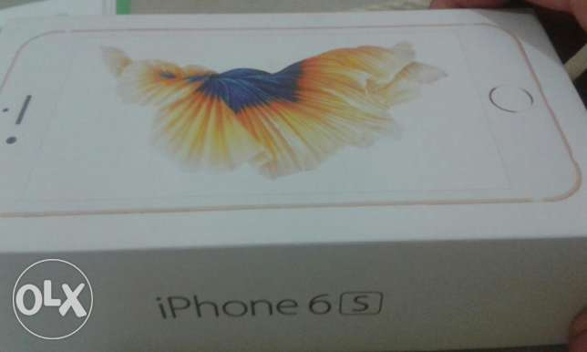 Iphone 6 s ( Korean) السيب -  1
