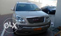 Excellent acadia GMC 2009 oman agency for sale