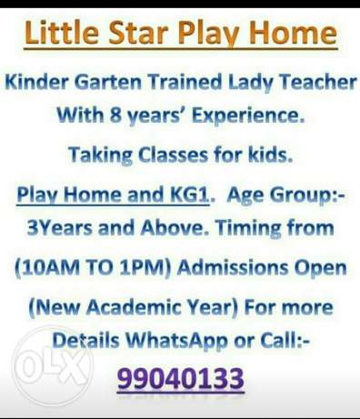 Little star Play home