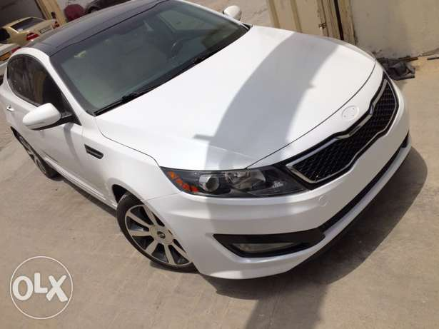 kia optima turbo engine 2.00 البريمي -  2