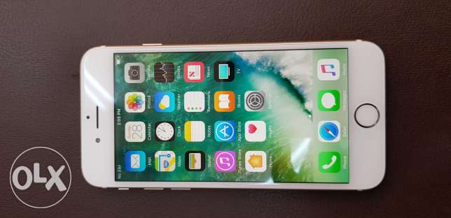 iphone 6 64 gb gold very clean 130 Ro