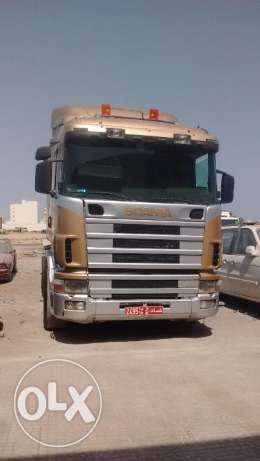 Scania Model 1999 in very good working condition. مسقط -  1