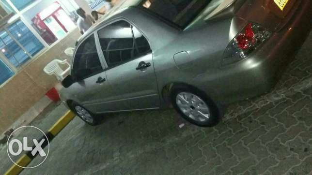 Mitsubishi Lancer is very clean, everything works very well بركاء -  2