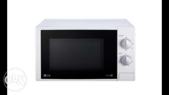 LG Microwave with I-wave 20 liter