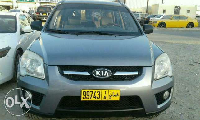 Kia sportage 2009 1 lakh 30 thousand km run مسقط -  1