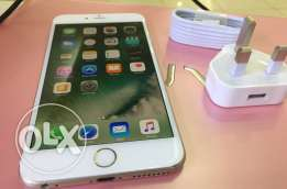Iphone6 PLUSE 64 gb 4G gold with Charger No any problems