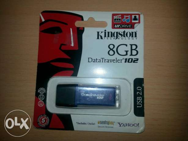 Kingston flash drive