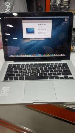 Mac book i5 for sale good condition