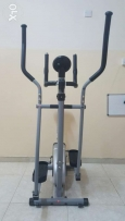Eliptical...Exercise bike