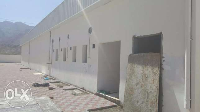 Warehouse for Rent in Misfah near Oman Oil