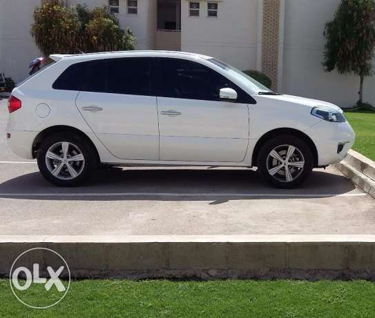 4 wheel Renault Koleos for Sale