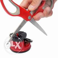 small device for knife and scissor sharpener- buy 1 get 1 free