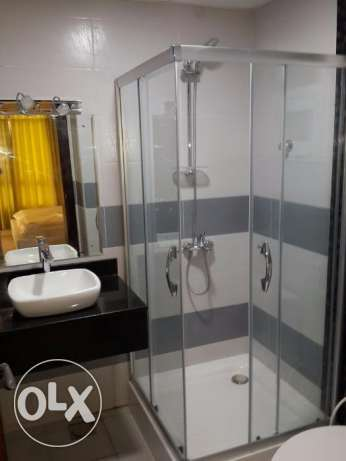 furnished 3 bhk flat for rent inal mawaleh south السيب -  6