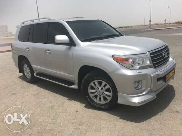 Toyota Land cruiser V6 (GXR) number 1