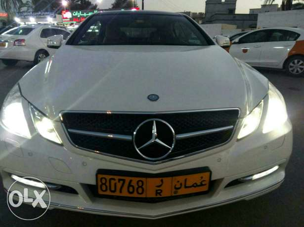 E 250 coupe sport السيب -  1