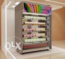 commercial refregerators and freezers