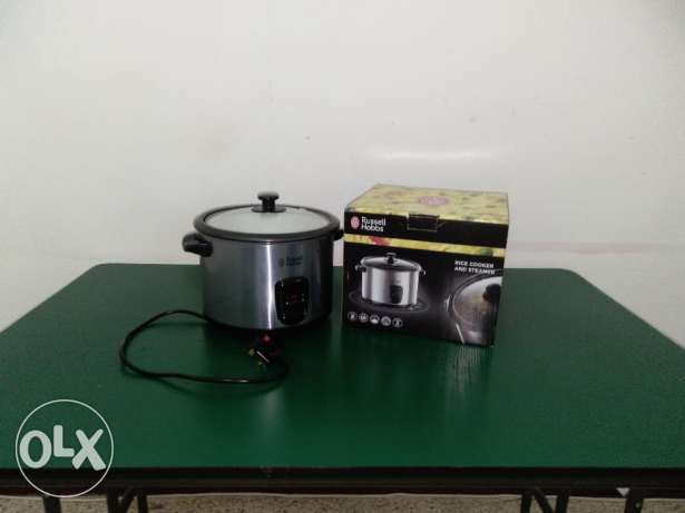 Rice Cooker - Russell Hobbs 1.8L 700W