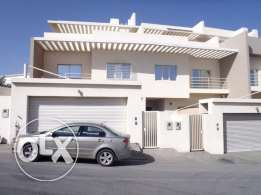 4 Bedroom Row villas in Madinat Sultan Qaboos with Communal Pool