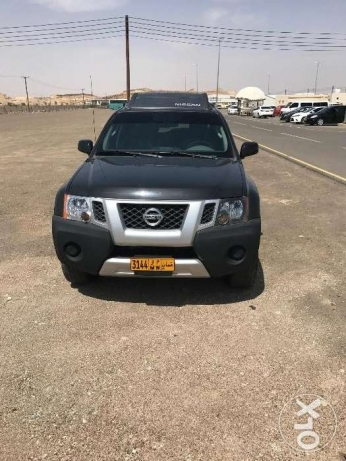 Nissan Xterra 4.0L 4x4 Full Option Extra Ord 2012 Condition, American