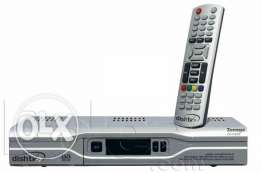 for sale 2 Dish Tv Set top box