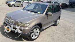 BMW X5 4.4i V8 new tires