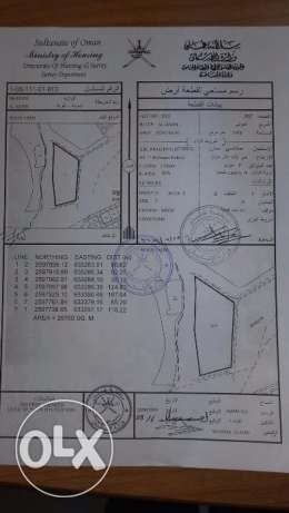 (Mixed Use) Land for Sale in Al Awabi Industrial Area بوشر -  1