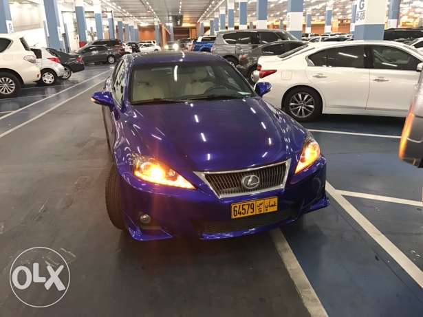 Lexus IS 350 fsport مسقط -  1