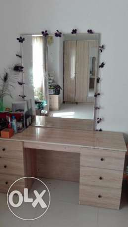 5pcs Bedroom set مسقط -  5
