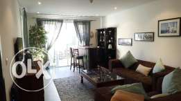 1BHK Beautiful Fully Furnished Flat in Waves