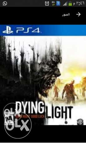 Dying light for sell