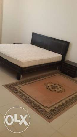 furnished flat for rent in alqurom مسقط -  5