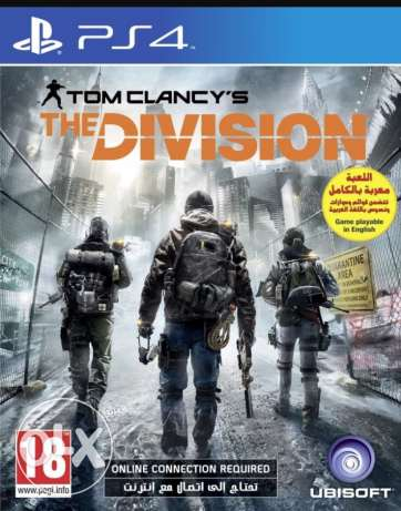 the division for sell ps4 CD