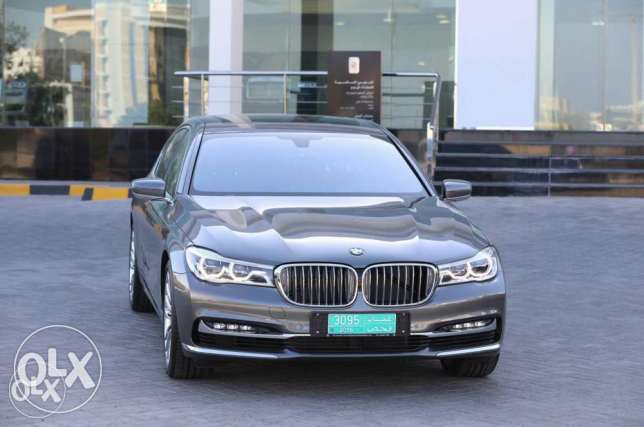 BMW 740 IL Pure Excelence