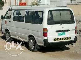 Van and bus with tax nbr available for sale or rent