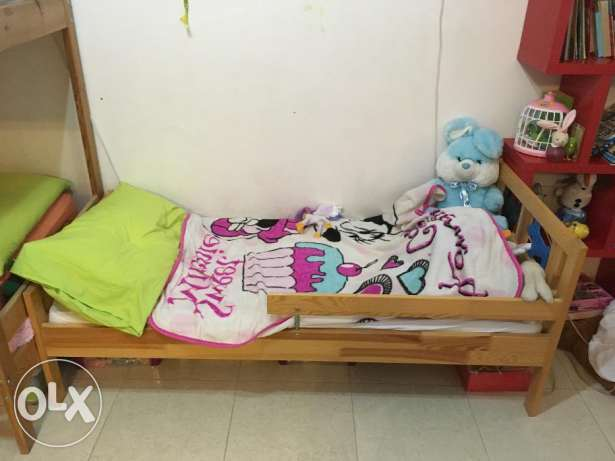 Single bed for kids - Expat leaving Oman