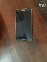 Samsung galaxy note 3 4G phone. 32 gbGold colour. In a good condition.