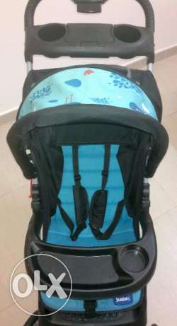 Juniors Stroller in excellent condition as good as new for urgent sale