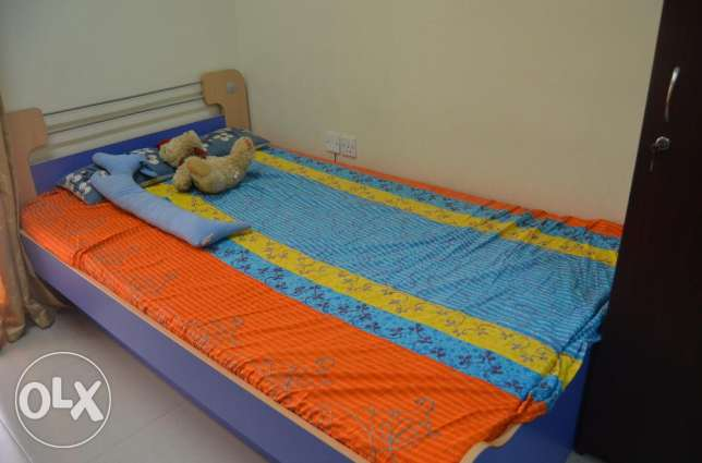 Bed Set - Home Centre - Kids Helen - URGENT Expat Migrating - 2yr old