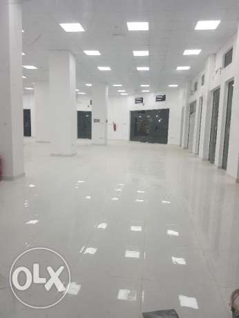 Showroom For Rent in Mabela RF 249 مسقط -  1