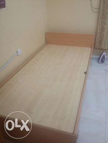 Single bed coat for sale مسقط -  1