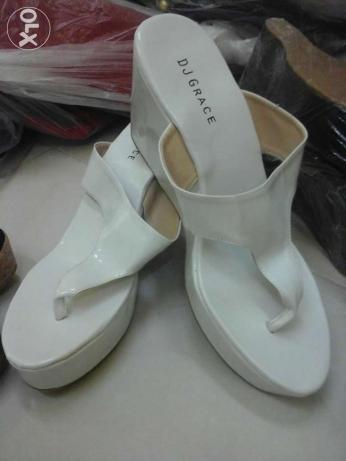 Wedge  sandals  size 39,40,42 السيب -  3